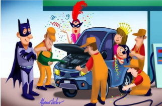 Coberturas de seguro muito úteis no carnaval