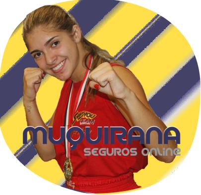 Patrocinio Esportivo - Bruna Ellen - Kung Fu