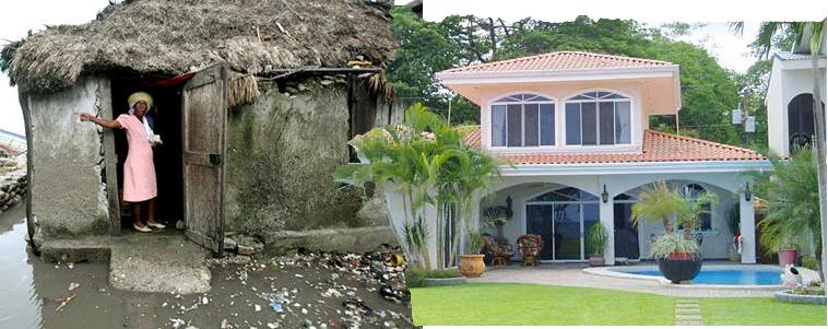 a qualidade das casas no brasil vem melhorando ou piorando