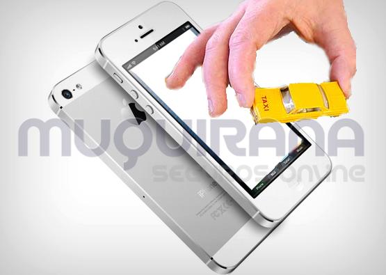 aplicativos para Android e iPhone para chamar táxi e localizar pontos de ônibus