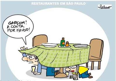 existe seguro para arrastões em restaurantes em bares