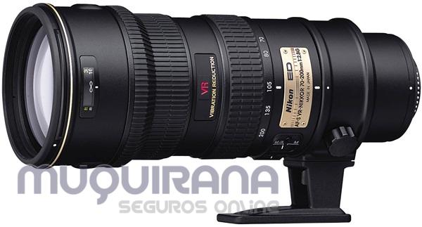 existe seguro para lentes de câmeras fotográficas e filmadoras