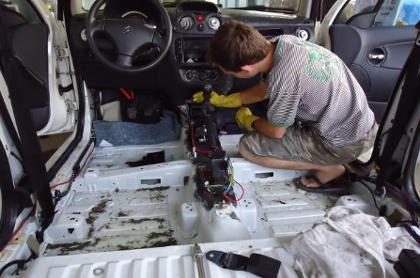 higienização de carro está inclusa no seguro de automóvel