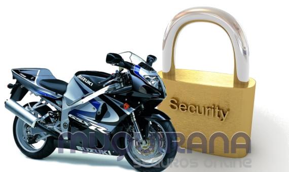 Seguro de moto contra roubo e furto - como funciona
