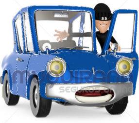 o que fazer com seguro de automóvel quando carro for roubado