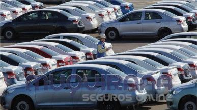 Seguro de frota de veículos não aceita carros de funcionários