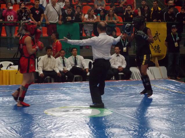bruna ellen é vice-campeã e garante prata no campeonato brasileiro de sanda wushu kung fu