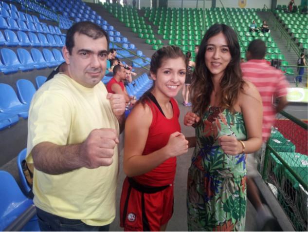 bruna ellen passa pela semi-final do campeonato brasileiro de sanda - muquirana seguros online