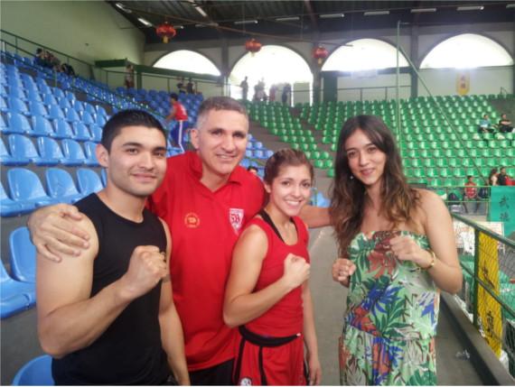 bruna ellen vence semi-final do campeonato brasileiro de sanda - muquirana seguros online