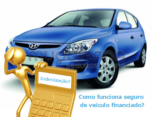 como funciona seguro de veículo financiado