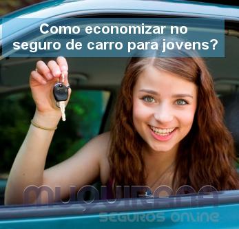 seguro de automóvel para jovens - como economizar