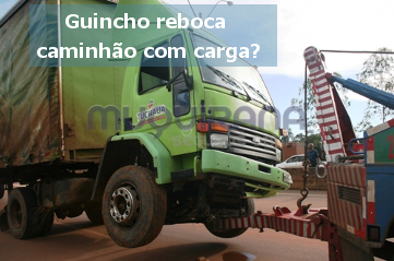 seguro de caminhão - guincho reboca com ou sem carga