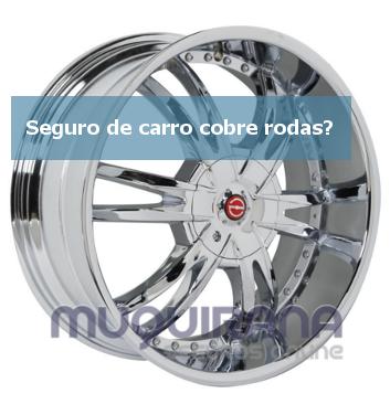 seguro de carro cobre rodas