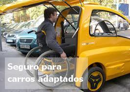 seguro para carros adaptados para pessoas com deficiência física