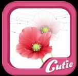 aplicativo gratuito cartão dia das mães - flores