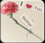 aplicativo gratuito papel de parede dia das mães - cravos
