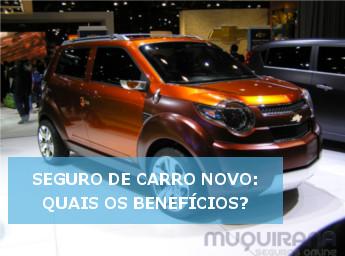 SEGURO DE CARRO NOVO QUAIS OS BENEFÍCIOS