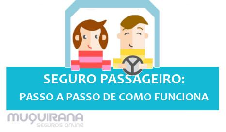 seguro app - seguro passageiro - passo a passo como funciona