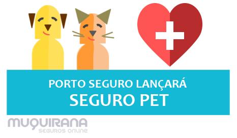 porto seguro lançará seguro pet - seguro cachorro - seguro gato
