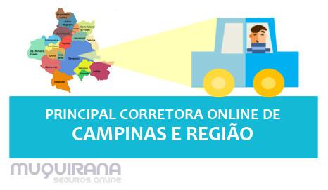 Seguro Auto Campinas - Principal Corretora Online de Campinas e Região
