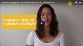 Vídeo - Franquia no seguro: Principais Dúvidas e Respostas