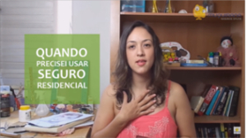 Vídeo - Seguro residencial para quem vai morar sozinho [CONTRA TRAPALHADAS]