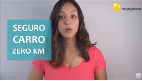 Vídeo - Seguro carro zero km: 5 principais dúvidas e respostas