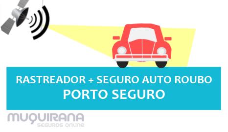 porto seguro lança seguro auto roubo com rastreador