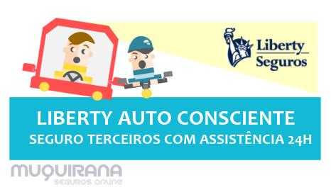 LIBERTY AUTO CONSCIENTE - SEGURO TERCEIROS COM ASSISTENCIA 24H