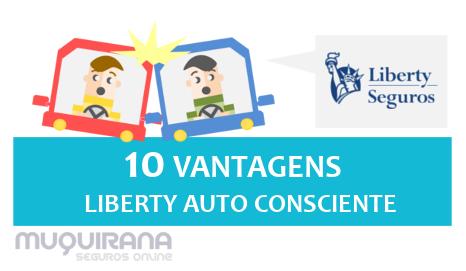SEGURO LIBERTY AUTO CONSCIENTE - 10 Vantagens seguro terceiros