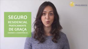 Vídeo - SEGURO CASA praticamente DE GRAÇA usando ASSISTÊNCIA RESIDENCIAL